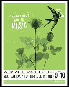 Day of Music Festival Poster