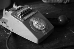 Old phone Old Phone, Artistic Photography, Call Me, Landline Phone, My Style, Art Photography, Fine Art Photography