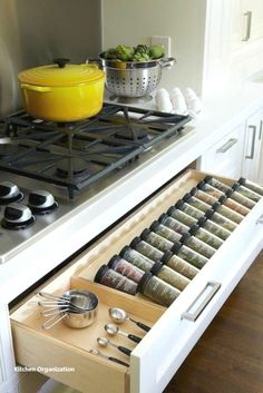 Creating the best smart kitchen storage is easier. Storage for your kitchen helps you to make your kitchen doesn't look messy so that you need it. However, when you create it, you have to know smart kitchen storage solution ideas… Continue Reading → Smart Kitchen, Cheap Kitchen, New Kitchen, Kitchen Decor, Kitchen Ideas, Long Kitchen, Kitchen Inspiration, Rustic Kitchen, Kitchen Layout