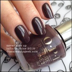 OPI ~ Never Give Up