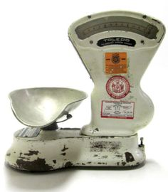 Penny Candy Store Counter Scale