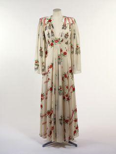 1970-71 Evening dress | Clark, Ossie | © Victoria and Albert Museum, London