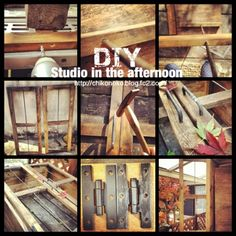 Studio in the afternoon~毎日がDIY~ 木工