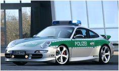 ドイツ警察/ポルシェ911