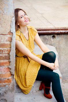 Vestit vintage SusiSweetdress