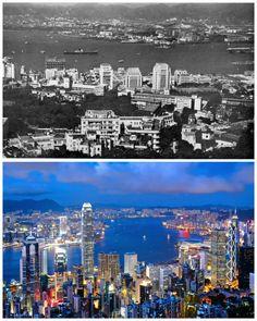 Hong Kong (The 1980s vs Today)