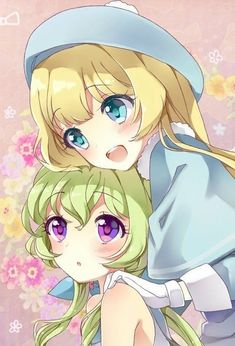 Aria and Hime