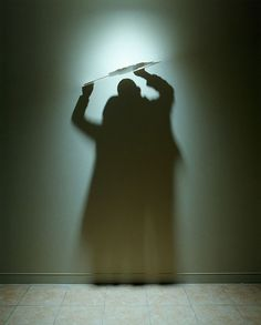 Japanese artist Kumi Yamashita creates amazing shadow art by using various seemingly ordinary items and some light.