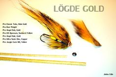 Another variant of my favourite fly, Lögde Gold Z
