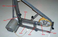 2 X 72 Belt Grinder Kit Tools Belt Grinder Belt