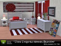 riccinumbers' Ikea Inspired Hemnes Bedroom