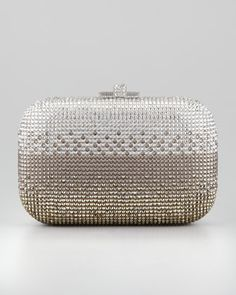 Judith Leiber  Ombre Crystal Clutch Bag_  $2495.00