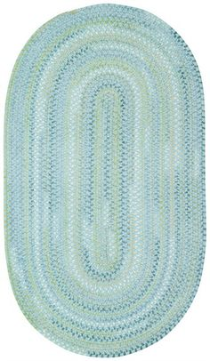 The beautiful Iridescence Rugs feature an oval pattern and friendly colors that are sure to fit in with your sense of style.   These rugs are made right here in the USA and complement any child's bedroom or kid's playroom