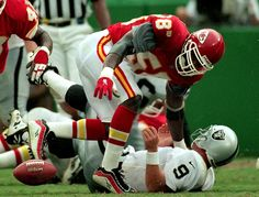 NFL's All-Time Franchise Sacks Leaders