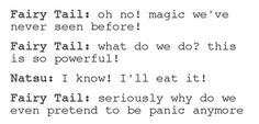 Lol fairy tail guild | We Heart It | anime, OMG, and funny