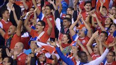 Costa Rica. WE ARE SO PROUD OF YOU GUYS. GREAT JOB!!!!!!!!!