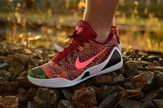 Nike Kobe 9 Elite Low iD