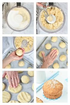 Keto coconut cookies are EASY 5 ingredients keto coconut macaroons cookies.with only g net carb per large cookies. Dairy free and gluten free. Sugar Free Cookies, Coconut Cookies, Coconut Macaroons, Keto Cookies, Gluten Free Cookies, Low Carb Recipes, Baking Recipes, Cookie Recipes, Protein Recipes