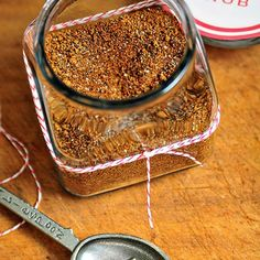 Homemade Spicy Dry Rub Recipe - 12 Holiday Food Gifts - Shape Magazine