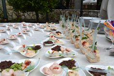 Particolari aperitivo #matrimoniale in #sila