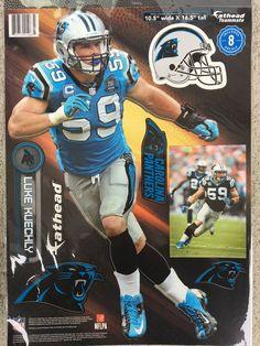 NFL Carolina Panthers Luke Kuechly Fathead