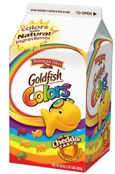 Pepperidge Farm Goldfish Crackers $5.45 (or less), Shipped FREE