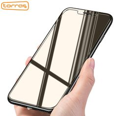 Tempered Glass Screen Protector For iPhone X //Price: $14.95 & FREE Shipping //   #iphoneromeo