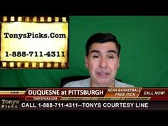 Duquesne Dukes vs. Pittsburgh Panthers Pick Prediction College Basketbal...
