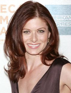 Debra Messing Finds Her Grace