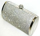 Bridal Wedding Evening - Silver CRYSTAL Gorgeous Bridal Evening Crystal Clutch $29.99 in Box Free shipping For More Info Please Go To: http://www.durhamplace.com/bridal-wedding-evening/#
