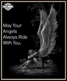 Harley Davidson Angel