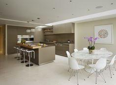 bulthaup by Kitchen Architecture 'Modern family living' case study #kitchenarchitecture #bulthaup #b3 #modern #contemporary #kitchen #openplan