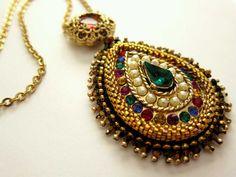 Jewel Pendant Necklace by jenum24 on Etsy, http://www.etsy.com/listing/71572825/sale-jewel-pendant-necklace?ref=v1_other_2