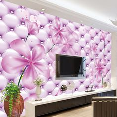 WALL MURAL INFO: Bring any living space to life with this creative and colorful wall mura