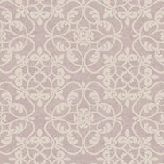 """Pattern #: RC3724  Pattern Name: Linen Scroll  Collection: 780-Rhythm & Hues  Features: Unpasted - Washable - Strippable  Special Effects:  Match Type: Straight  Pattern Repeat: 12 5/8""""  MSRP (Single Roll): $0  Roll Dimensions (Double Roll):  27 in. x 27ft. = 60.75 sq.ft  68.58 cm x 8.22m = 5.63m sq."""