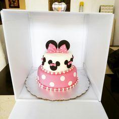 Pastel de minnie mouse https://m.facebook.com/cupcakescity/