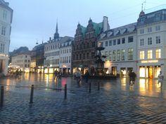 Copenhagen, Denmark in København, Region Hovedstaden
