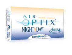AIR OPTIX NIGHT & DAY - CIBA Vision