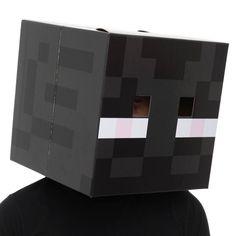 Minecraft - Enderman Head