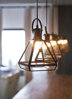 €69,95 Meatpacking District Hanging Lamp M #living #interior #rivieramaison
