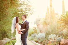 Springs Preserve Las Vegas Garden Wedding