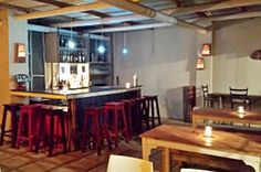 Picture Pommes Frites in St. Gastro Pubs, St Francis, Menu Restaurant, South Africa, Cape, Restaurants, Dining, Home Decor, Mantle