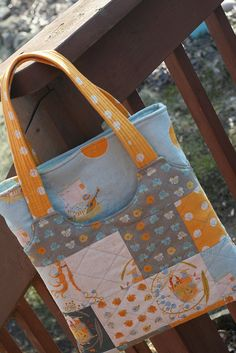 Tote using Far Far Away