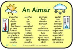 The Primary Education Hub Scottish Words, Scottish Gaelic, Gaelic Irish, Irish Gaelic Language, Gaelic Words, Primary Teaching, Primary Education, Teaching Aids, Primary School
