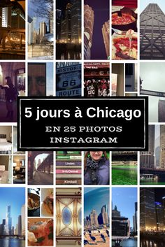 Discover Chicago in 25 Instagram Photos.