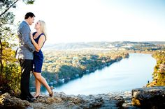 Cathleen and Michael Engagement Session in Austin Texas by Whitney Lee Photography 04 Mount Bonnell by whitneylee, via Flickr