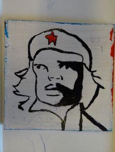 El Che tu ejemplo vive