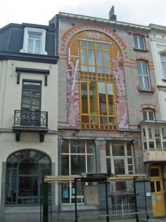 Art Nouveau and Jugendstil - Brussels