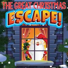 There are five Christmas escape room-type (trivia) challenges included in this file. They can be completed individually or in conjunction with one another, depending on the time available in your planning. The challenges could be used as individual, pair