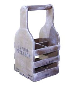 "Деревянная подставка для вина на 4 бутылки, мини-бар ""Комильфо-B4"" 004/VP4B/1557 - скидки акции, купить цена 305 гривен | Kovkavdom.com.ua"